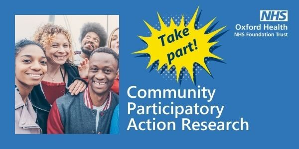 Advert for community action participatory research