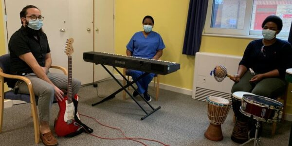 Nurses and instruments