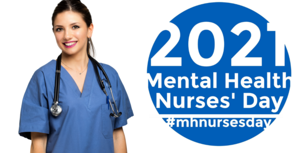 This Sunday is Mental Health Nurse Day!