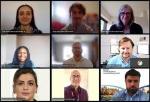 Digital consultations team photo