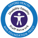 Oxford Health Disability Equality Staff Network logo