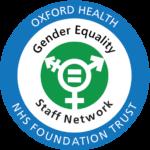 Oxford Health Gender Equality Staff Network logo