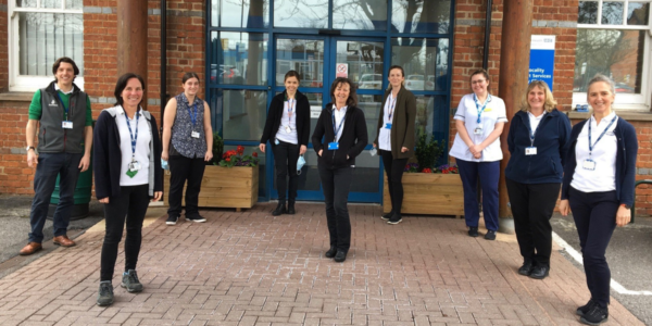 South West Community team strengthened by positive feedback