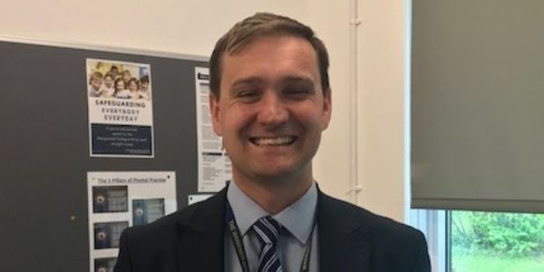 """Assistant headteacher Alex: """"Giving our pupils access to vaccines is vital"""""""