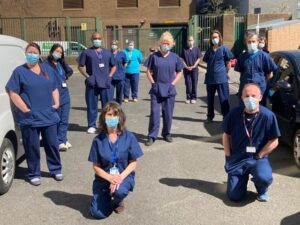 Luther Street Medical Centre team