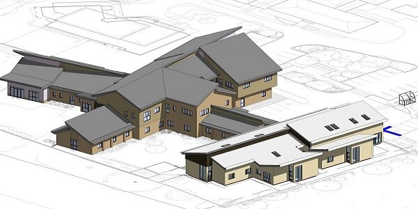 Work starts on psychiatric intensive care unit for young people at Warneford