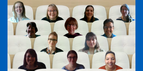 The team that goes the extra mile to support the most vulnerable groups of people in society