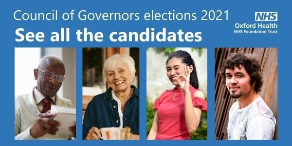 Council of Governors elections 2021 – Statement of Candidates