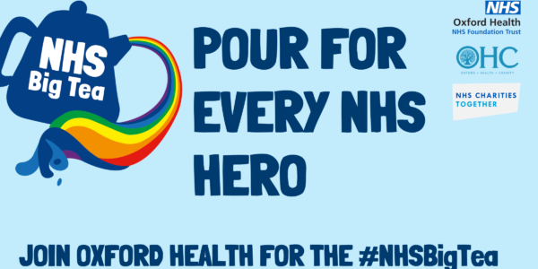 Get the kettle on, brew up and join a national outpouring of love for your local NHS heroes