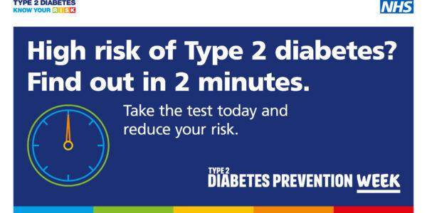 Type 2 Diabetes Prevention Week