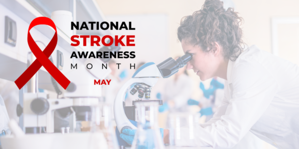 Stroke Awareness Month 2021 – How stroke research at Oxford Health is helping rebuild lives