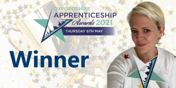 Oxford Health NHS worker clinches apprenticeship award