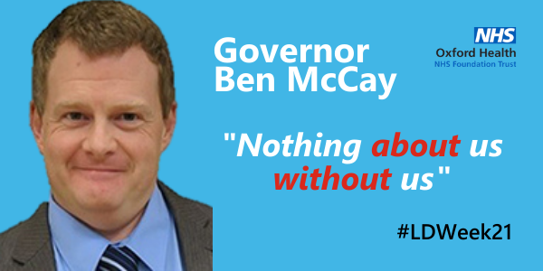 Meet your governor: Ben McCay