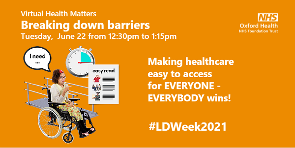 June Health Matters: Breaking down barriers