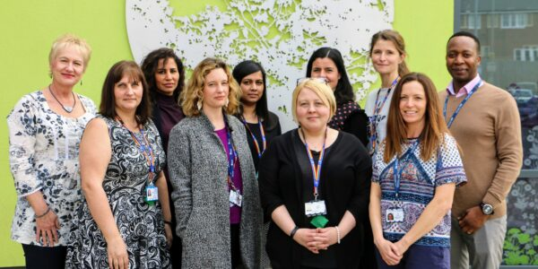 Fingers crossed for NHS Parliamentary Award win