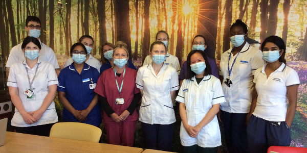OSRU providing quality care results in an A Grade audit