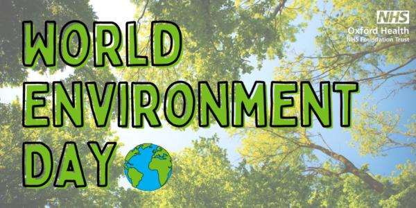 Celebrating nature on World Environment Day!