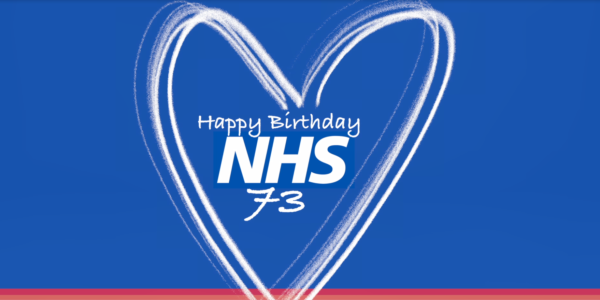 Happy 73rd birthday to the NHS!