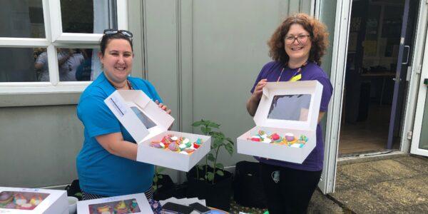 Community Hospitals celebrate the NHS Big Tea!