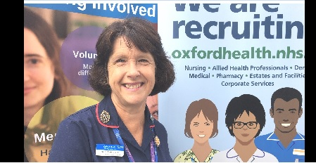 Our Senior Matron looks back on her career with a sense of pride