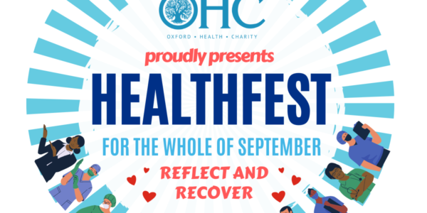 HealthFest is back! And you're invited!