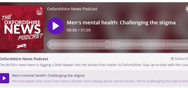 Opening up about men's mental health with Jack