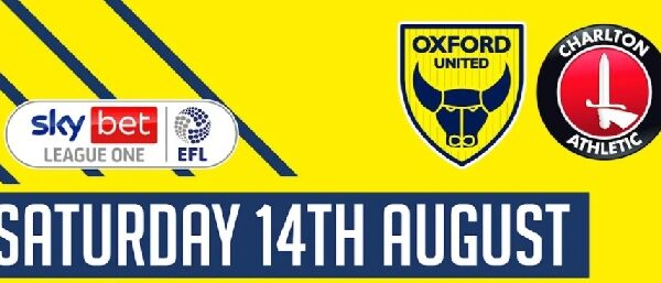 Pop up vaccination centre for Oxford United's first home match of the season