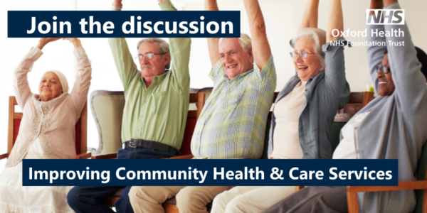 Virtual public meetings: Have your say on the Oxfordshire community services review