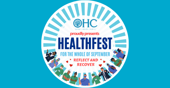 HealthFest 2021 is here!