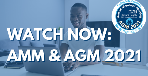 WATCH NOW: Oxford Health's AMM & AGM with videos on services provided