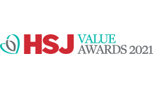 HSJ Value Awards logo