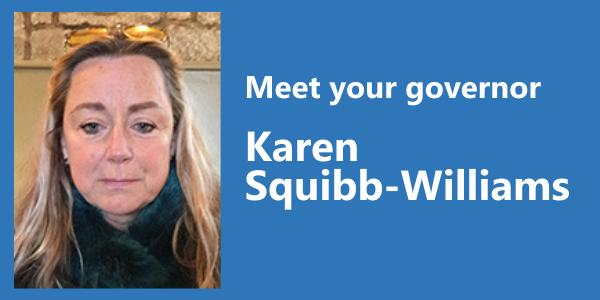 Meet your governor: Karen Squibb-Williams
