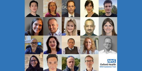 Oxford Health team shortlisted for BMJ Award