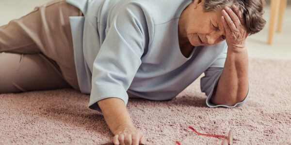 Prevent falls: Know your risks