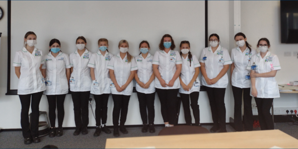 11 new nurse cadets join our ranks