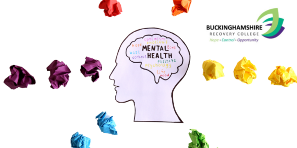 Sharing and contributing with others helped reshape my mental health