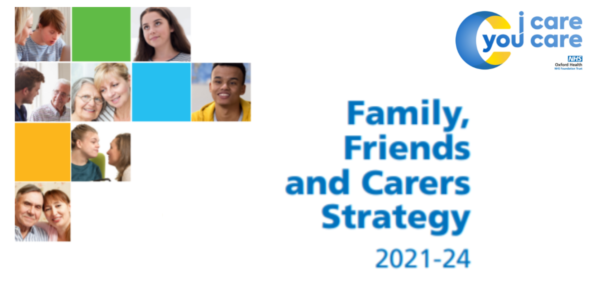 Carers strategy – putting our carers first