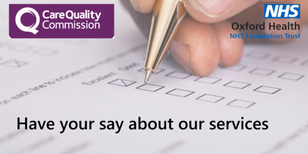 National Surveys – helping us to improve services