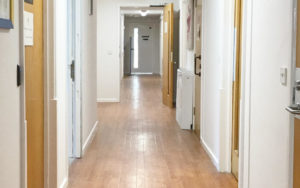 Photo of corridor at Maple House
