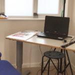 Photo of QB room